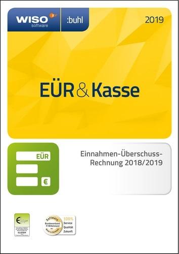 Platz 2 im Buchhaltungssoftware Vergleich: WISO EÜR & Kasse 2020