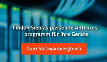 Softwarevergleich Antivirus Software