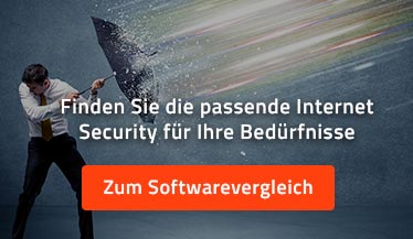 Softwarevergleich Internet Security