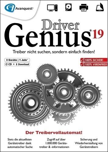 Avanquest Driver Genius 19