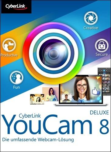 CyberLink YouCam 8 Deluxe