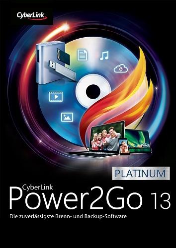 CyberLink Power2Go 13 Platinum