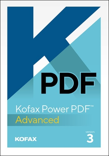 Kofax Power PDF Advanced 3