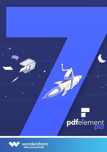 Platz 4 im PDF Software Vergleich: Wondershare PDF Element 7 Pro