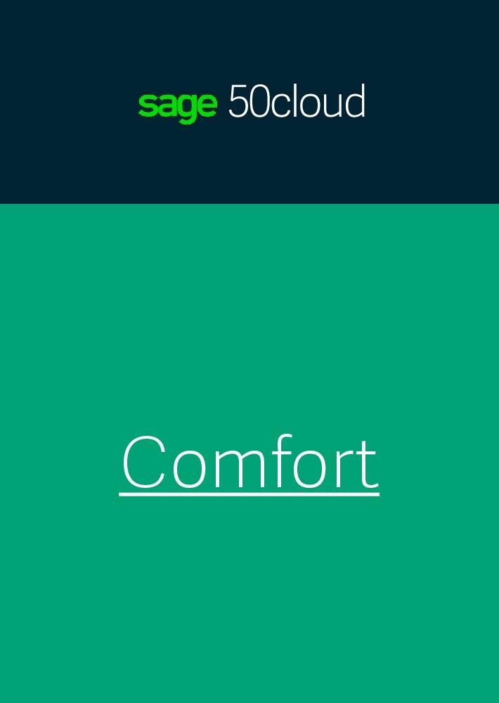 Sage 50cloud Comfort