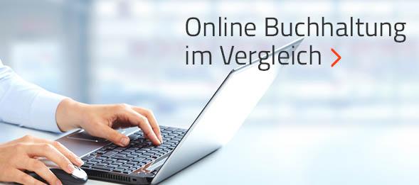 Online Buchhaltung im Vergleich