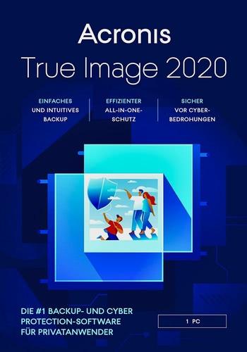 Platz 3: Acronis True Image 2020