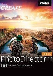 CyberLink PhotoDirector 11 Ultra Download