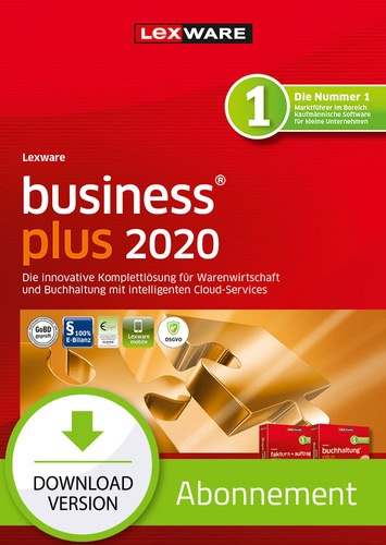 Lexware business plus 2020