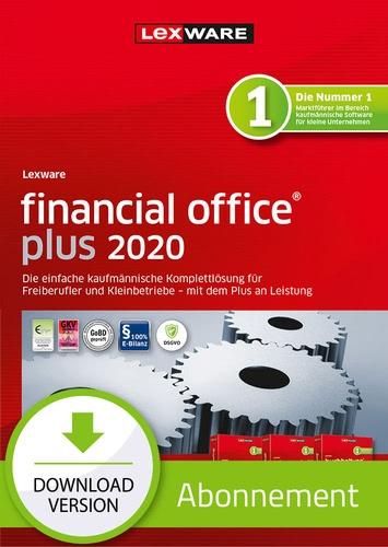 Lexware financial office plus 2020 Abo