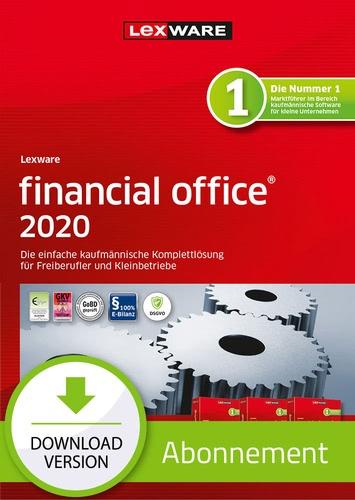 Lexware financial office 2020 Abo
