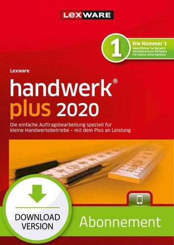 Lexware handwerk plus 2020