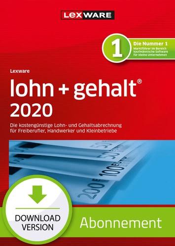 Lexware Lohn und Gehalt 2020