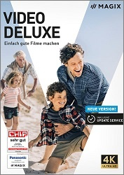MAGIX Video deluxe 2020 Download