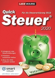 Lexware QuickSteuer 2020