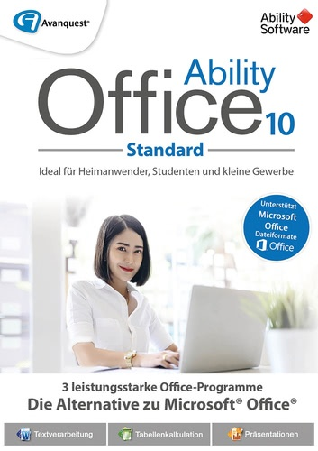 Avanquest Ability Office 10
