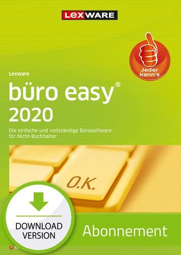 Lexware büro easy 2020 Abo