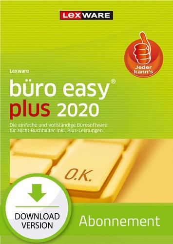 Lexware büro easy plus 2020 Abo