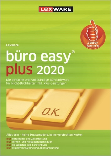 Lexware büro easy plus 2020