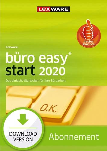Lexware büro easy start 2020 Abo