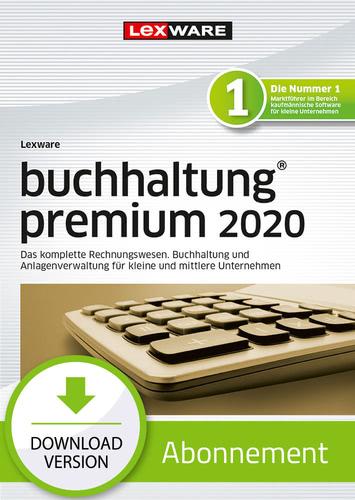 Lexware buchhaltung 2020 premium Abo
