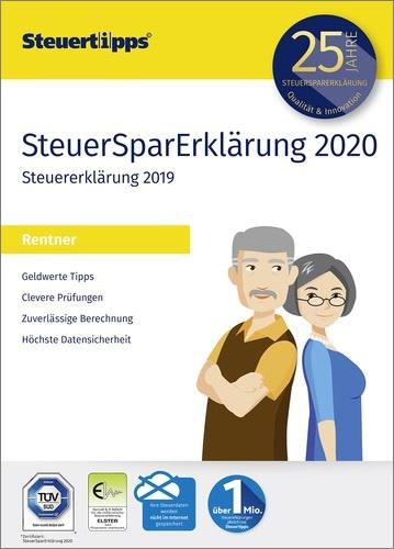 SteuerSparErklärung Rentner 2020