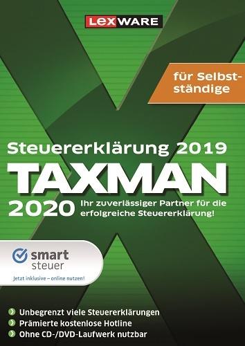 TAXMAN 2020 für Selbstständige