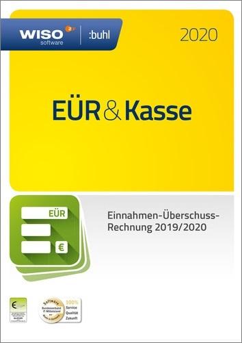 WISO EÜR & Kasse 2020