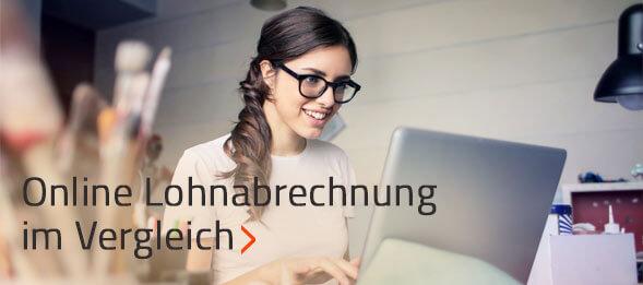 Online Lohnabrechnungssoftware im Vergleich
