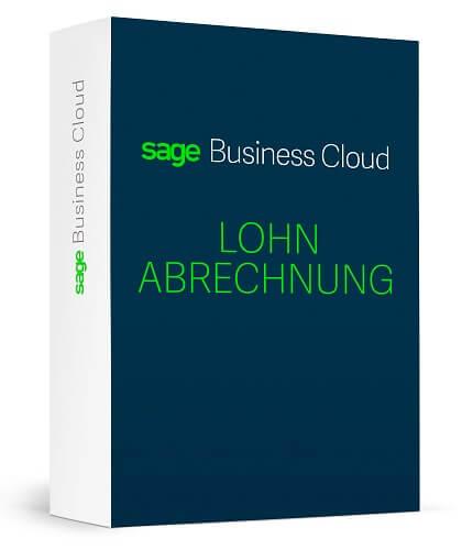 Sage Business Cloud Lohnabrechnung