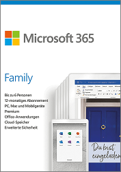 Microsoft 365 Family Download