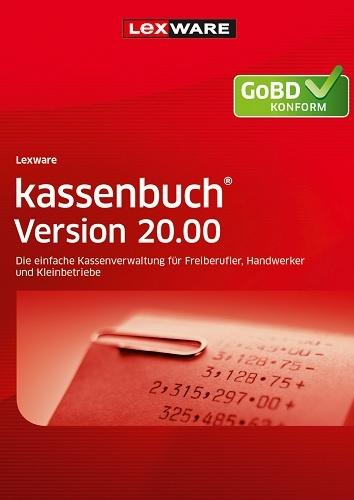 Lexware kassenbuch Version 20.00