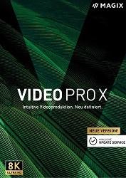 MAGIX Video Pro X 12 Download