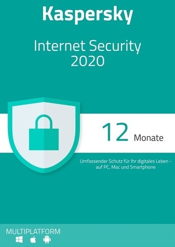 Platz 2 im Internet Security Vergleich Kaspersky Internet Security