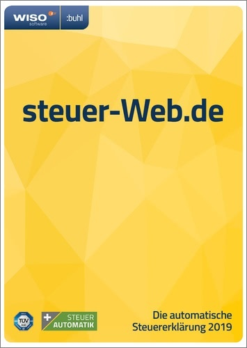 WISO steuer:Web 2020