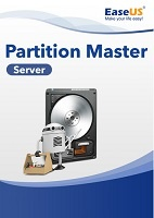 EaseUS Partition Master 15 Server