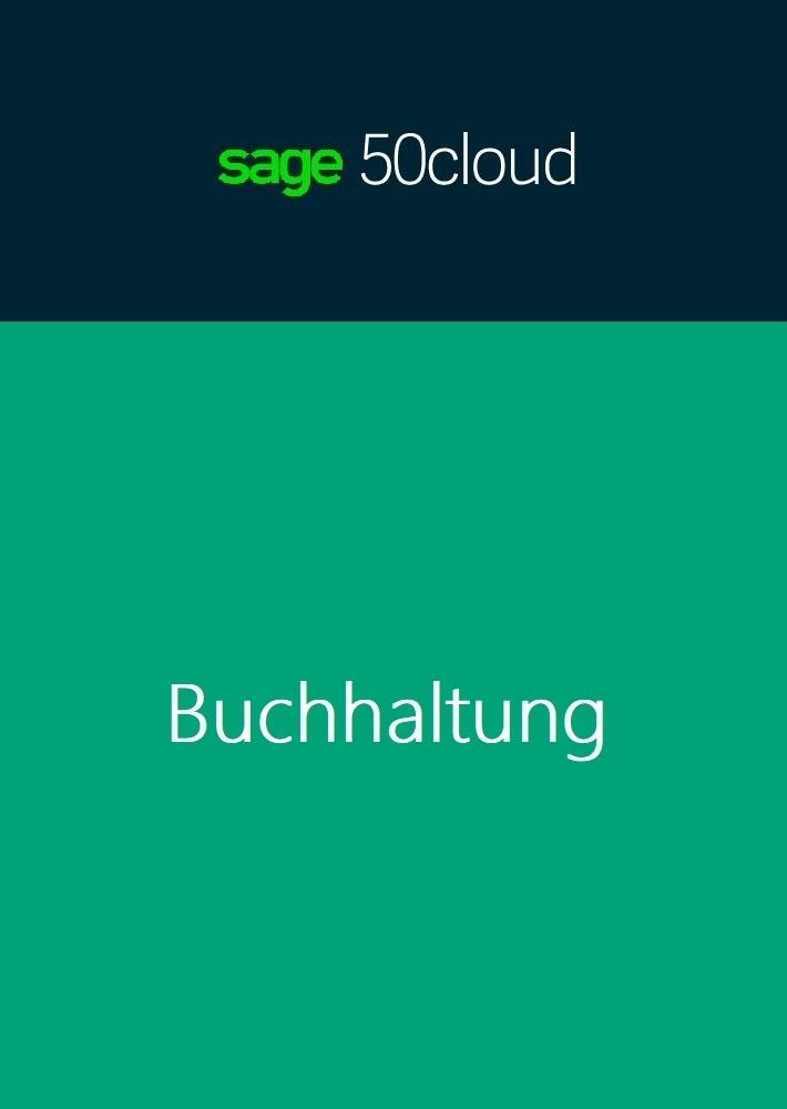 Sage 50 Cloud Buchhaltung