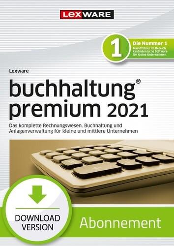 Lexware buchhaltung premium 2021 Abo