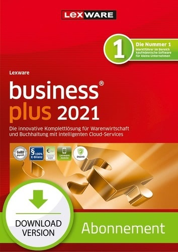 Lexware business plus 2021 Abo Download