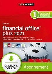 Lexware Financial Office plus 2021 Abo Download
