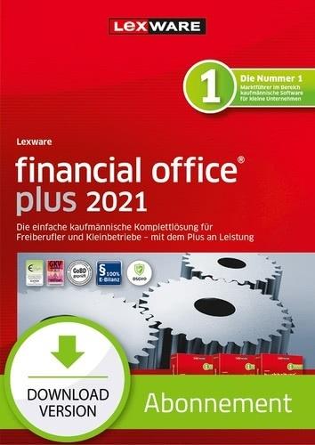 Lexware financial office plus 2021 Abo