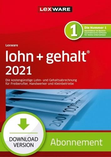 Lexware Lohn und Gehalt 2021