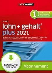 Lexware Lohn und Gehalt Plus 2021
