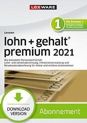 Lexware Lohn und Gehalt Premium 2021