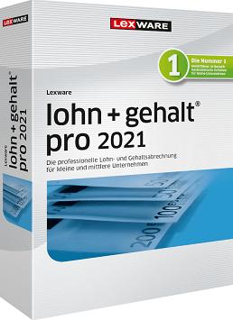 Lexware lohn+gehalt pro 2021