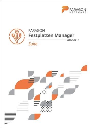 Paragon Festplatten Manager 17 Suite kaufen