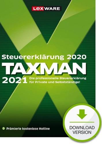 TAXMAN 2021 (für Steuerjahr 2020)