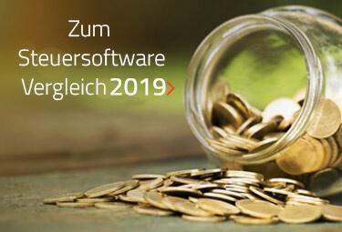 Steuersoftware Vergleiche im Überblick: Steuersoftware Vergleich 2019