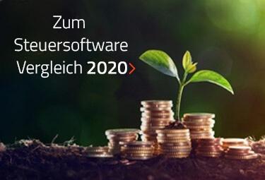Steuersoftware Vergleiche im Überblick: Steuersoftware Vergleich 2020