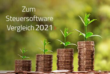 Steuersoftware Vergleiche im Überblick: Steuersoftware Vergleich 2021